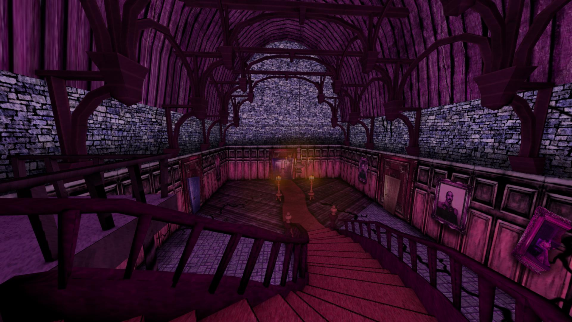 Virtual reality_trappe