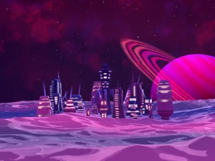 Sci-fi project